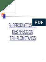 Trihalometanos