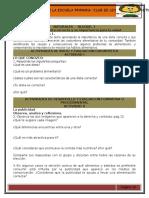 Cuadernillo Leoncito Naturales Primer Bimestre 5to