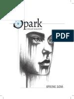 spark magazine 2016 singles press