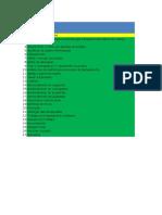 Cronograma No Excel Com Gantt- Projeto 1