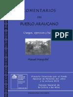 Comentarios del pueblo araucano.pdf