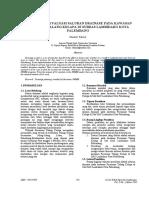 Analisis Dan Evaluasi Saluran Drainase Pada Kawasan Perumnas Talang Kelapa Di Sub Das Lambidaro Kota Palembang