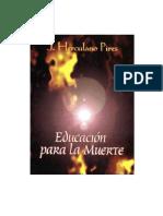 Educacion Para La Muerte