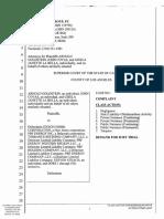 Torrance Refinery Lawsuit Complaint 21717