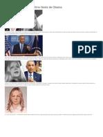 Chelsea Manning y El Último Gesto de Obama
