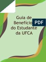 Guai de Benefícios Do Estudante - UFCA - Atualizado