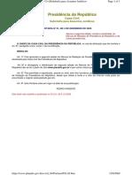 Portaria Nº 91, De 4 de Dezembro de 2002. Manual de Redação Oficial