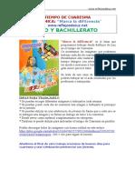 Cuaresma _Marca La DiFErencia_ESO y Bachillerato