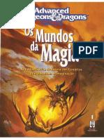 AD&D - Os Mundos Da Magia 1