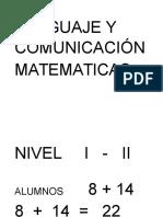 Lenguaje y Comunicación % Planea Sexto