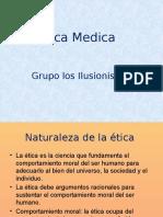 Ética Medica Grupo Los Ilusionitas