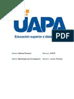Modulo v Metodologia II Marleny Plasencia 16-8737