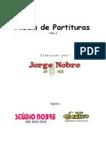 Álbum de Partituras  -  por  Jorge Nobre.pdf