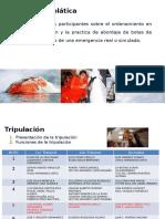 Platica Evacuacion de Botes Salvamento 5