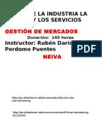 Gestion de Mercados II Nuevopptx