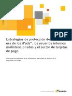 Estrategias Proteccion Datos iPad