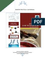 Chemistry Practical 11