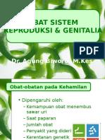 Handout Obat Reproduksi&Genitalia