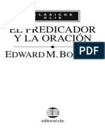 EL PREDICADOR Y LA ORACION.pdf