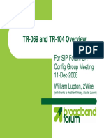 TR-069 + TR-104 SIP Forum Overview.pdf