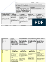 lesson plan template 2 - 8th