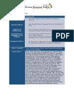 Ifi Summit 2016 Detailed Session Plan