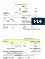 Formato Ejercicio Presupuesto 1 Prod.