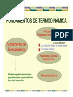 Fundamentos Termodinamica