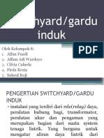 SWITCHYARD PEMBANGKIT