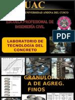 ENSAYO N° 02 GRANULEMTRIA DE A. FINOS
