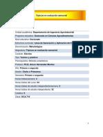 DCA-716_Tópicos en Evaluación Sensorial