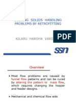 Solids Handling Problems