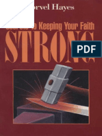 Secrets to Keeping Your Faith Strong - Norvel Hayes