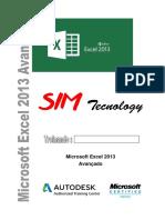 Apostila Excel 2013 Avançado Revisão 02-01-01-2016
