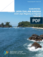 Kabupaten Aceh Jaya Dalam Angka 2016