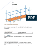 Scaffold Basic Design Example