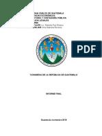 Informe Final Seminario Legales