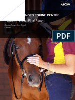 Equine Centre Feasibility Study Final Report