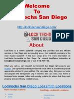 El Cajon Locksmith | Lock Techs