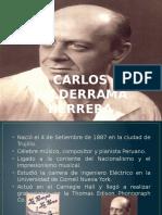CARLOS VALDERRAMA HERRERA