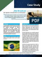 NovelSat Case Study 4K UHD Satellite Broadcast DEC2014