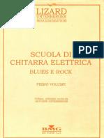 158396114 Scuola Di Chitarra Elettrica Blues E Rock Vol 1 Lizard