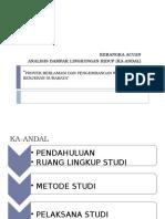 Proyek Reklamasi Dan Pengembangan Wilayah Kenjeran Surabaya