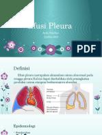 RS Case 3 - Efusi Pleura Masif