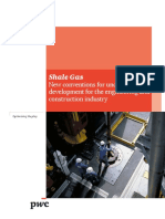 Pwc Shale Well Development Planning Operating Expenses and Investment