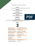 M4_S5. Actividad 3. Análisis Sobre Las Sociedades Mercantiles Contempladas Por La LGSM_EQUIPO 3