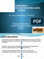 14. Lingkungan= Status nutrisi dan  Imunitas Ternak.pptx