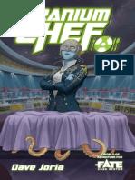 Uranium Chef o a World of Adventure for Fate Core (10889644)