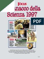 Almanacco Della Scienza 1997