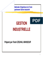 Gestion Industrielle JAT
